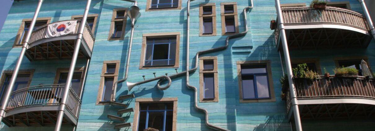 Hundertwasserhaus - Wien