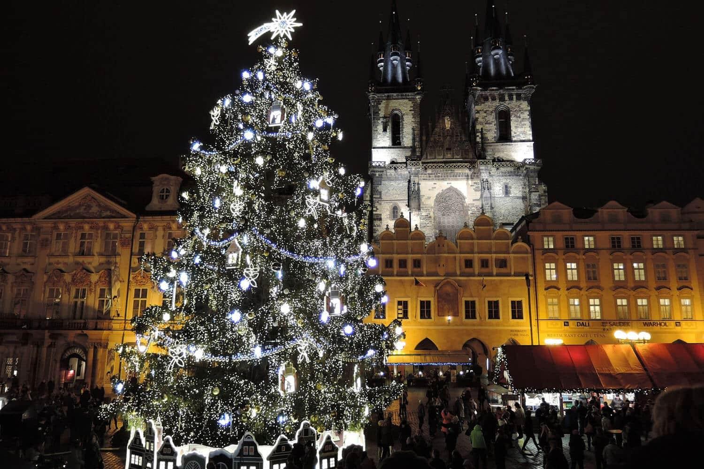 Prag Weihnachten