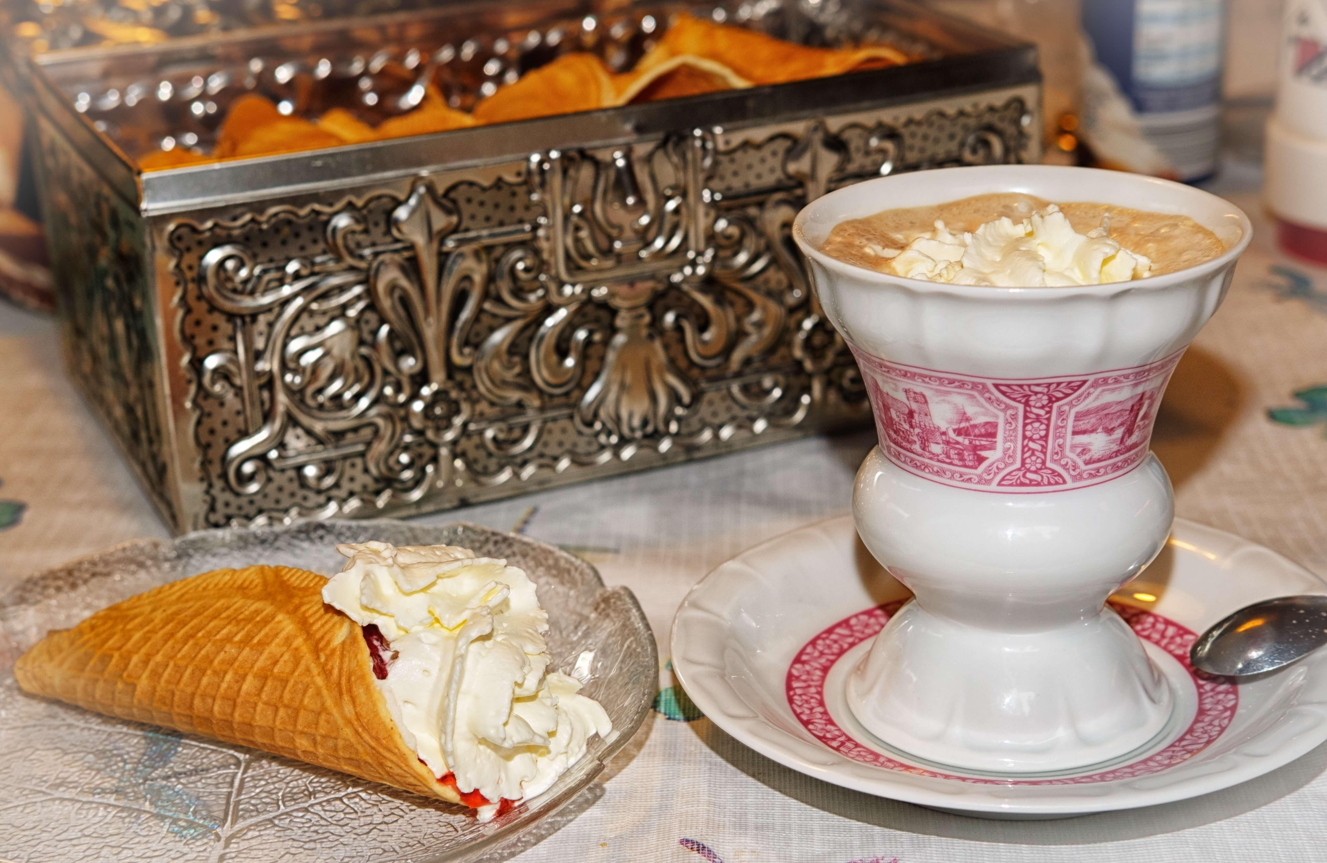 Eiskaffee Wien
