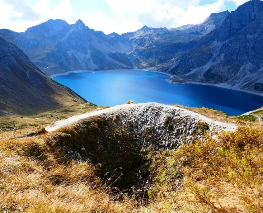 Seen Landschaft in Österreich