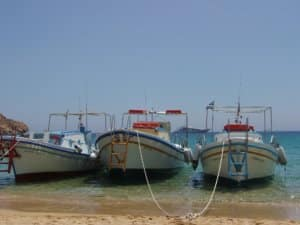 Mykonos Boote