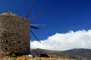 Naxos Landschaft