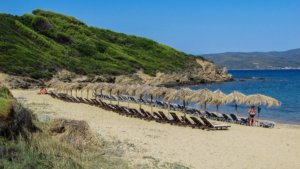 Skiathos Strand