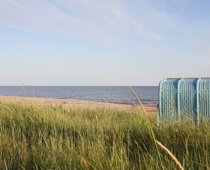 Utrsum - Meer Strand