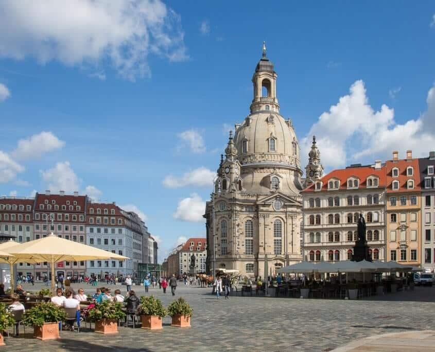 Frauenkirche am Neumarkt