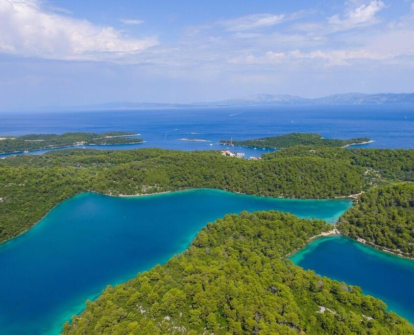 Insel Vir - Kroatien