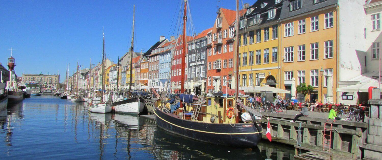 Hafen in Kopenhagen