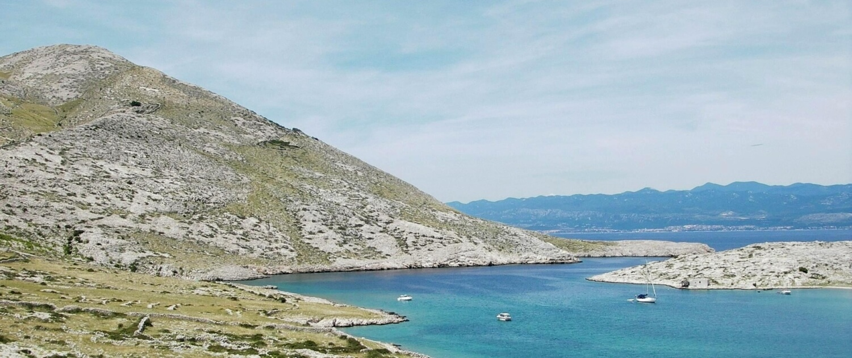 Insel Krk - Kroatien Meer