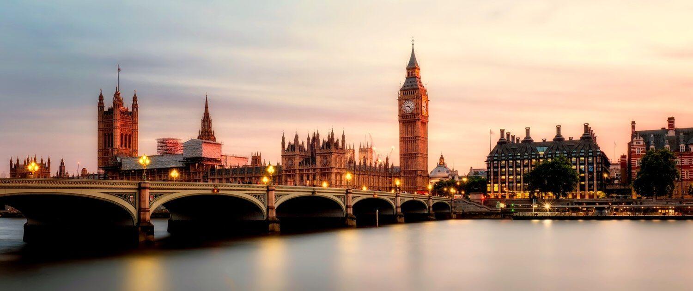 Fluss in London