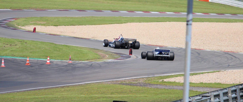 Rennen auf dem Nürburgring