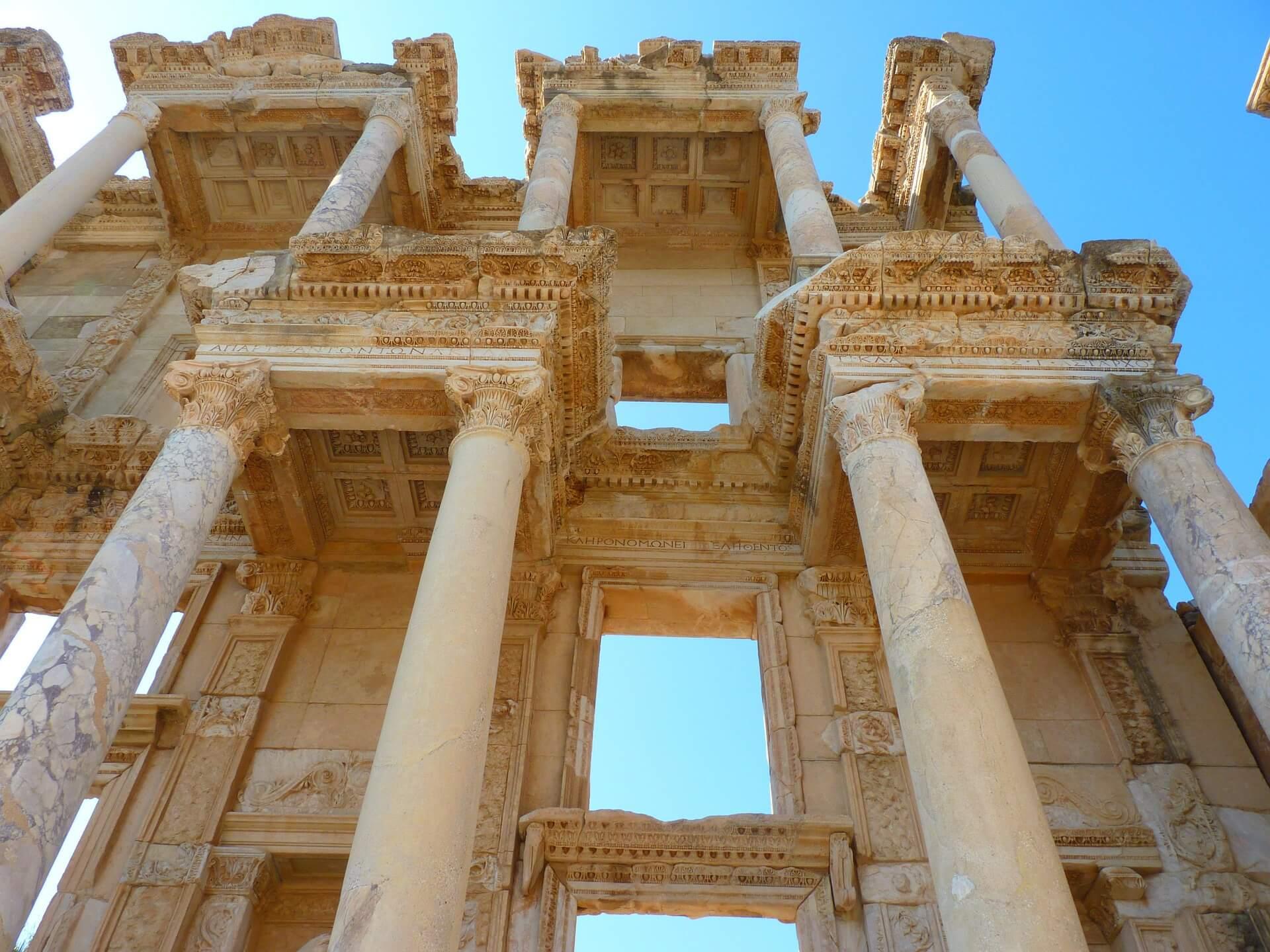 antike Weltwunder - Tempel des Artemis