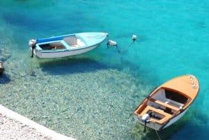 Boote Kroatien
