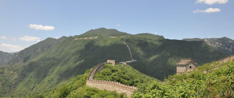 Teil der Chinesichen Mauer