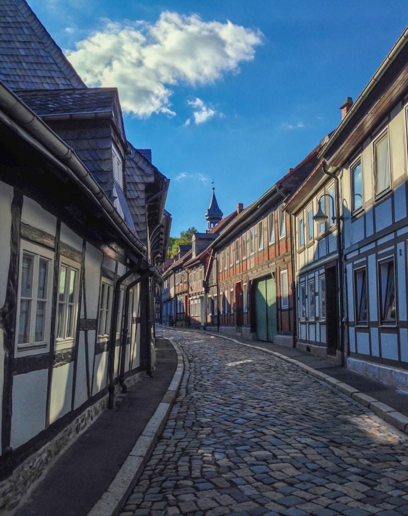 Goslar Deutschland
