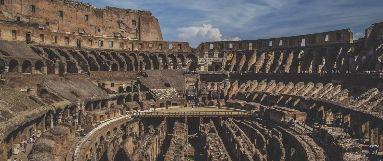 Amphitheater Kolosseum in Rom