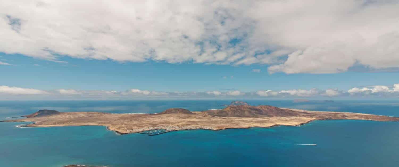 Ausblick Lanzarote