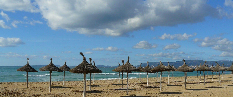 Strand Playa de Palma Mallorca