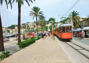 Straßenbahn Port de Sóller City