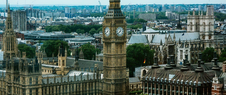 Big Ben London Sehenswürdigkeiten