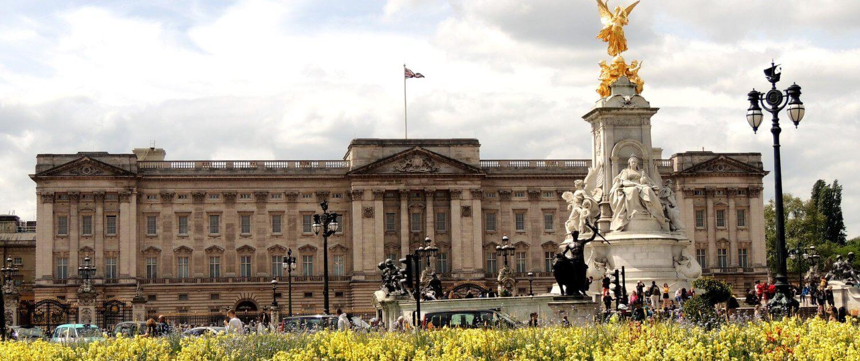 Buckingham Palace London Sehenswürdigkeiten