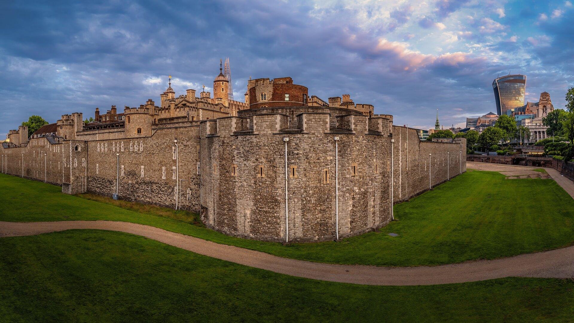 London Sehenswürdigkeiten Tower of London