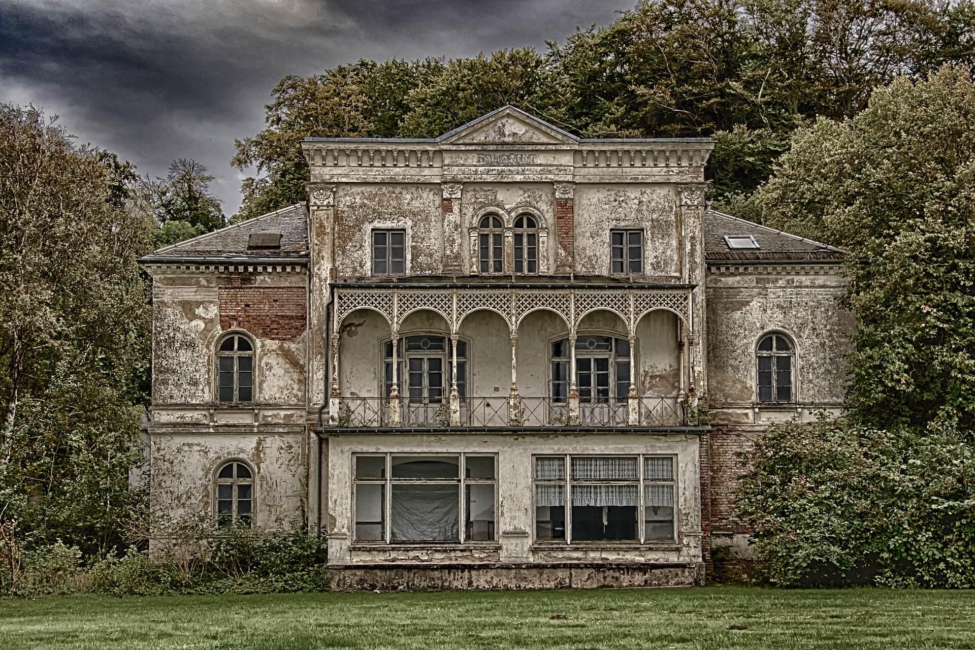 Die 13 spannendsten Lost Places NRW (Auflistung für 2019!)