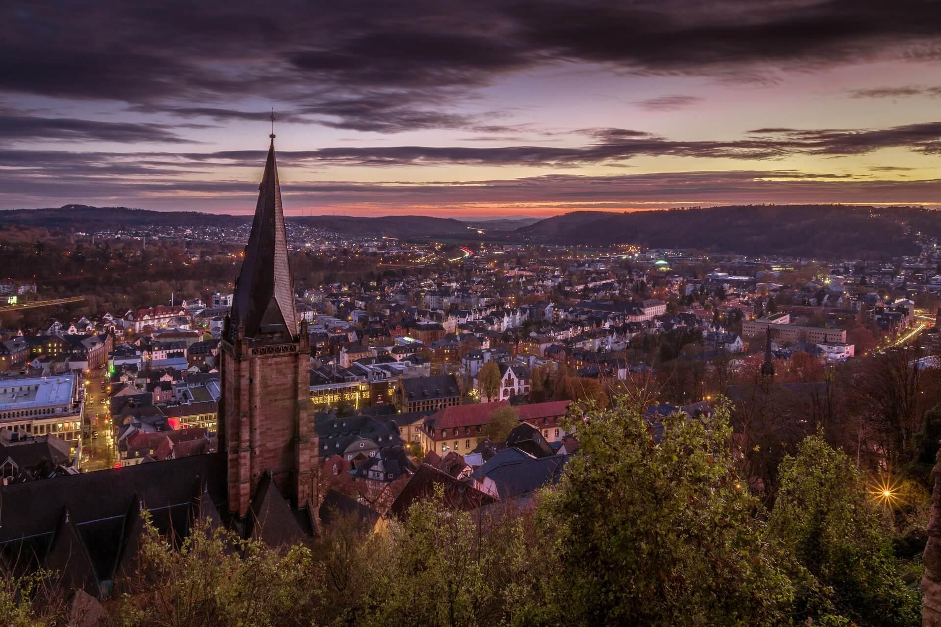 Die schönsten Städte Deutschlands 2019
