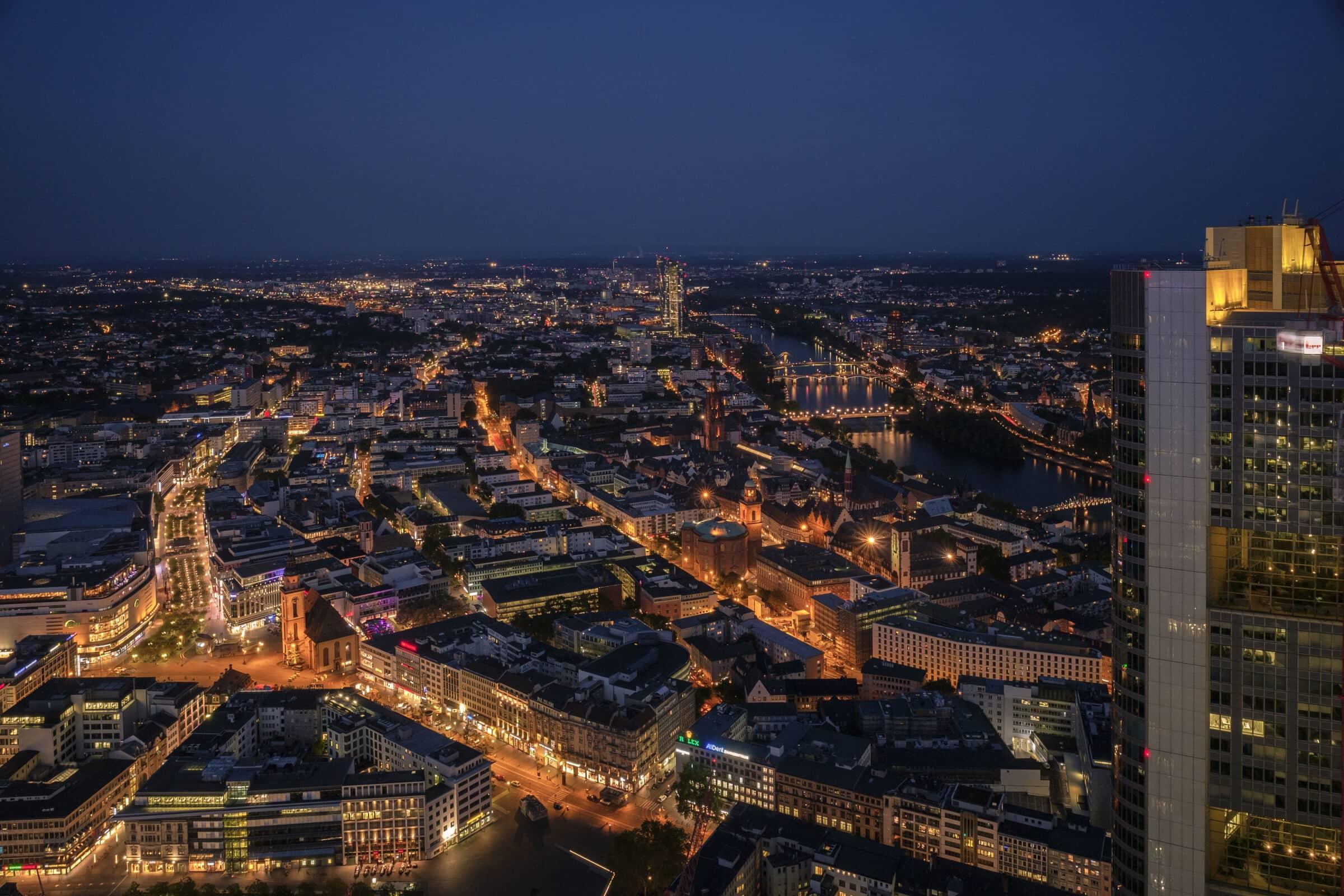 Silvester Frankfurt