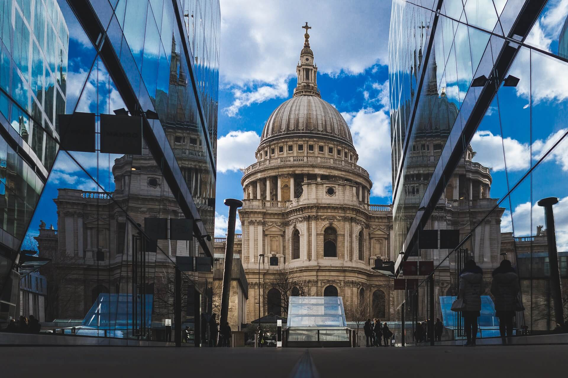 St Pauls London Sehenswürdigkeiten