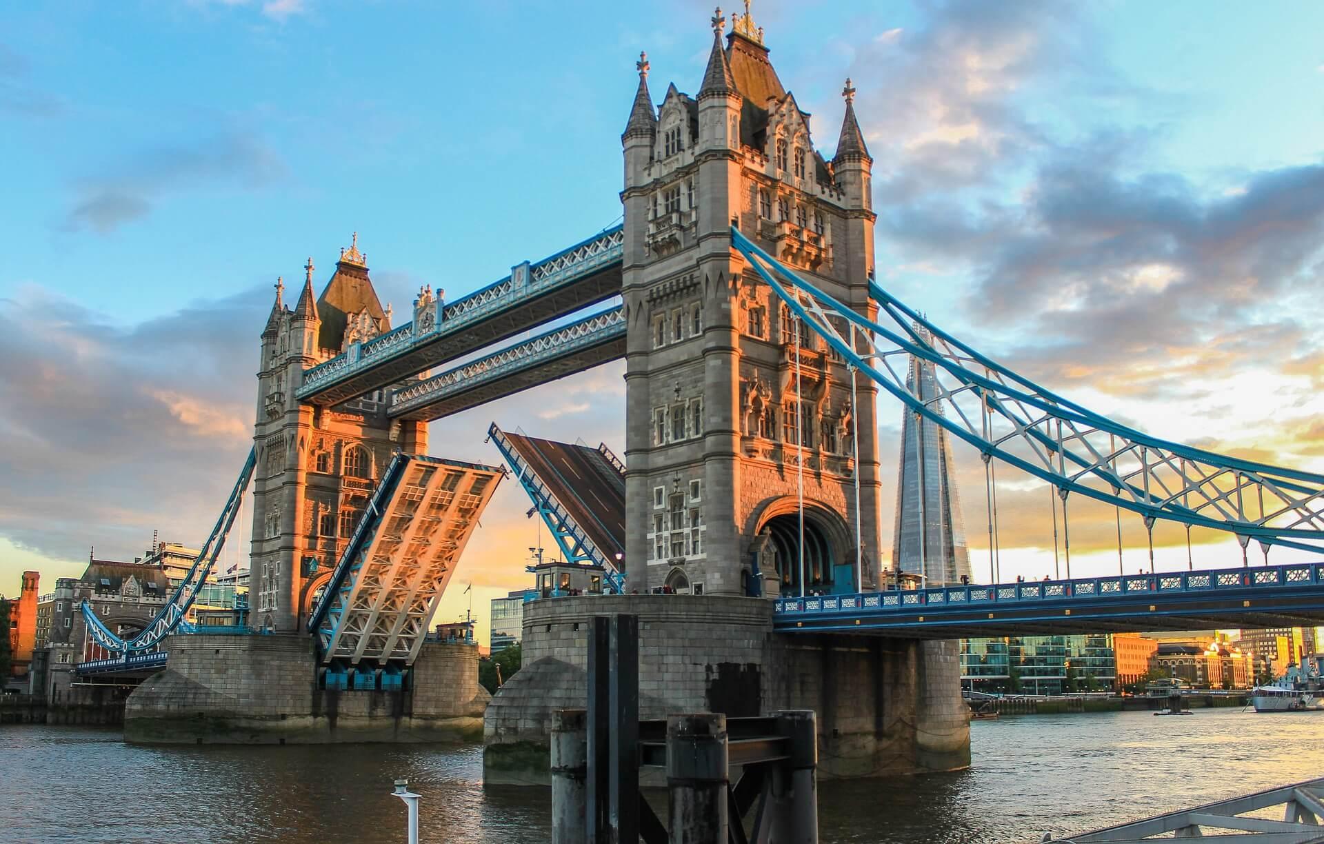 Sehenswürdigkeiten London Tower Bridge