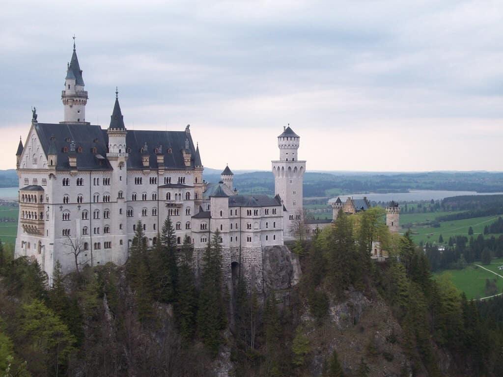 Burgen und Schlösser Deutschland
