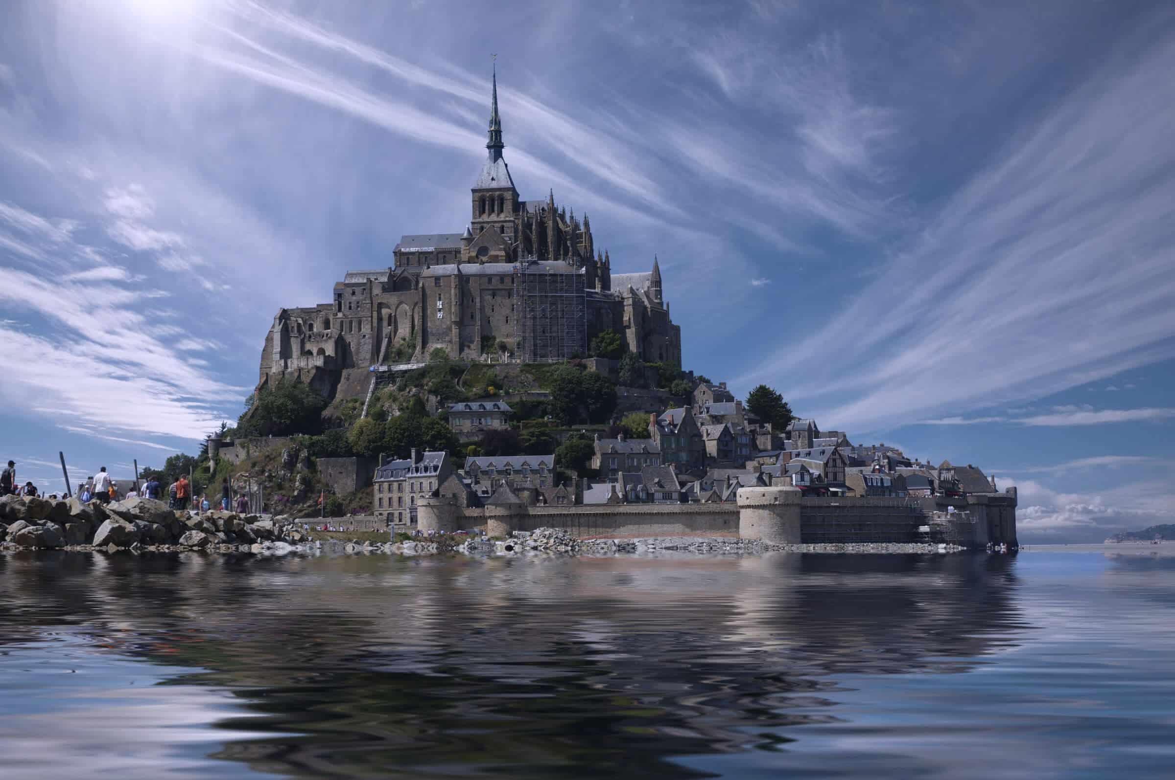 Sehenswürdigkeiten Frankreich - die 13 schönsten Sehenswürdigkeiten (2019)