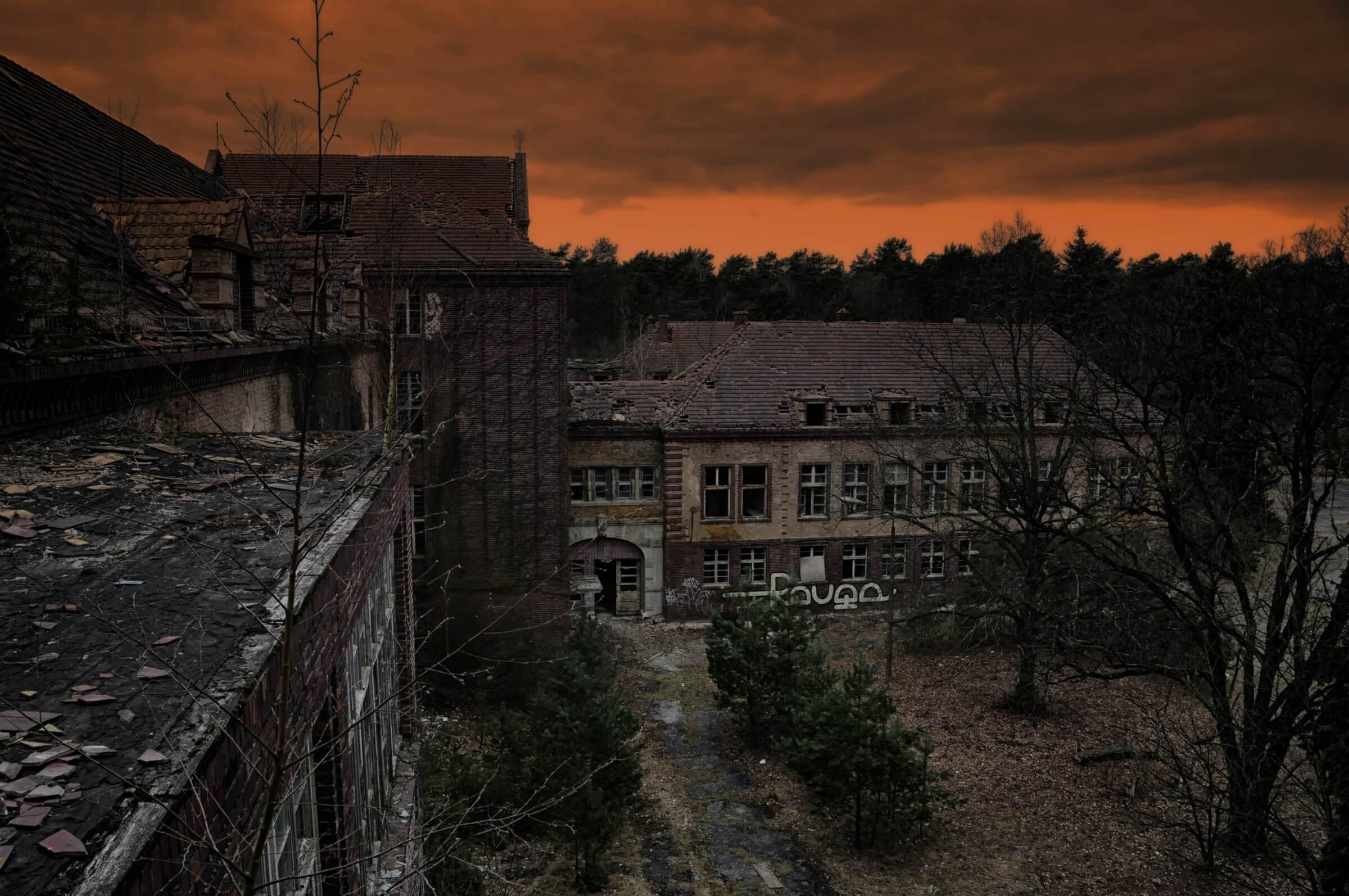 Lost Places Berlin verlassene Orte Berlin Ruinen Berlin