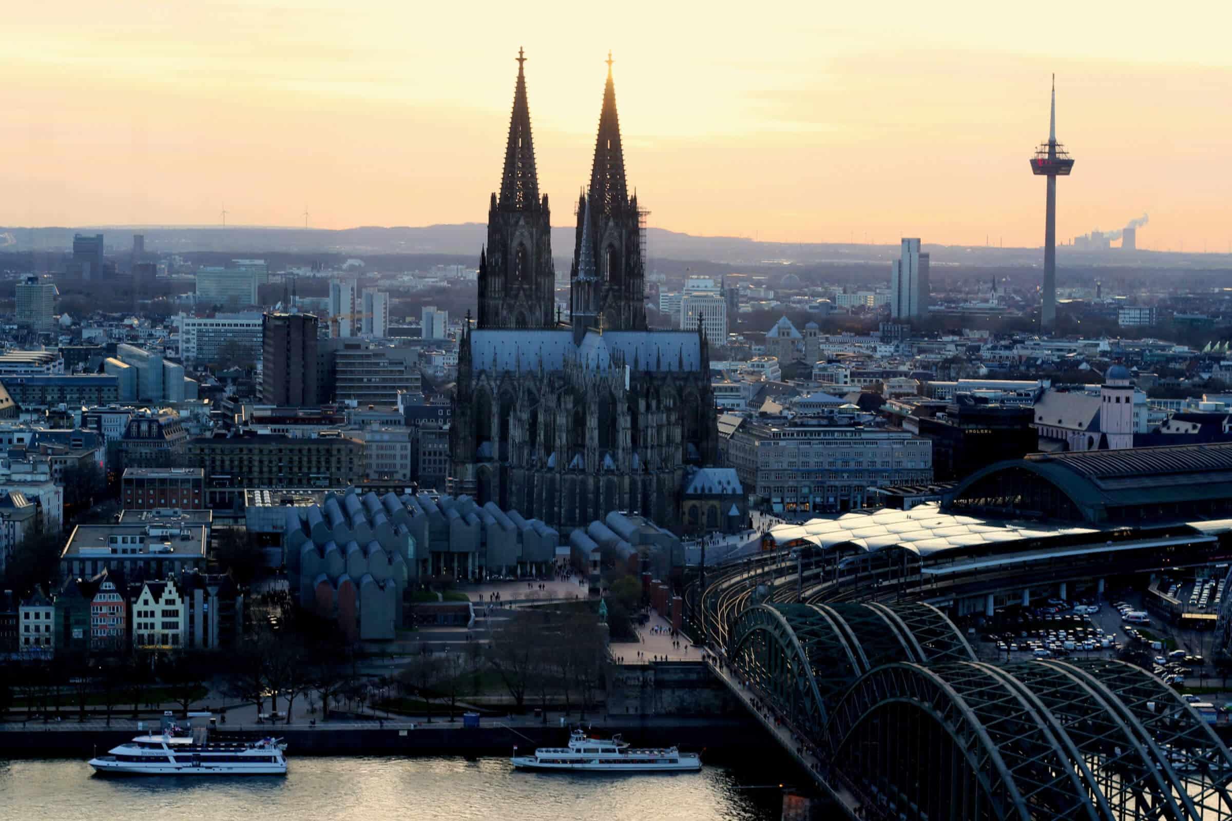 Sehenswürdigkeiten in Köln Sehenswertes in Köln Sightseeing in Köln