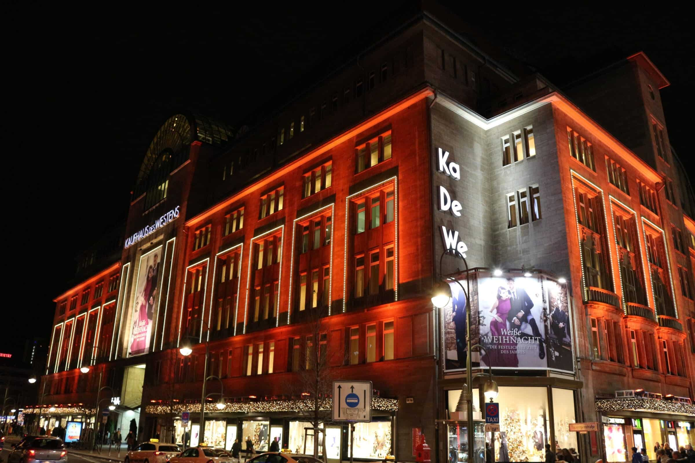 Shoppen in Berlin Berlin Shopping Guide