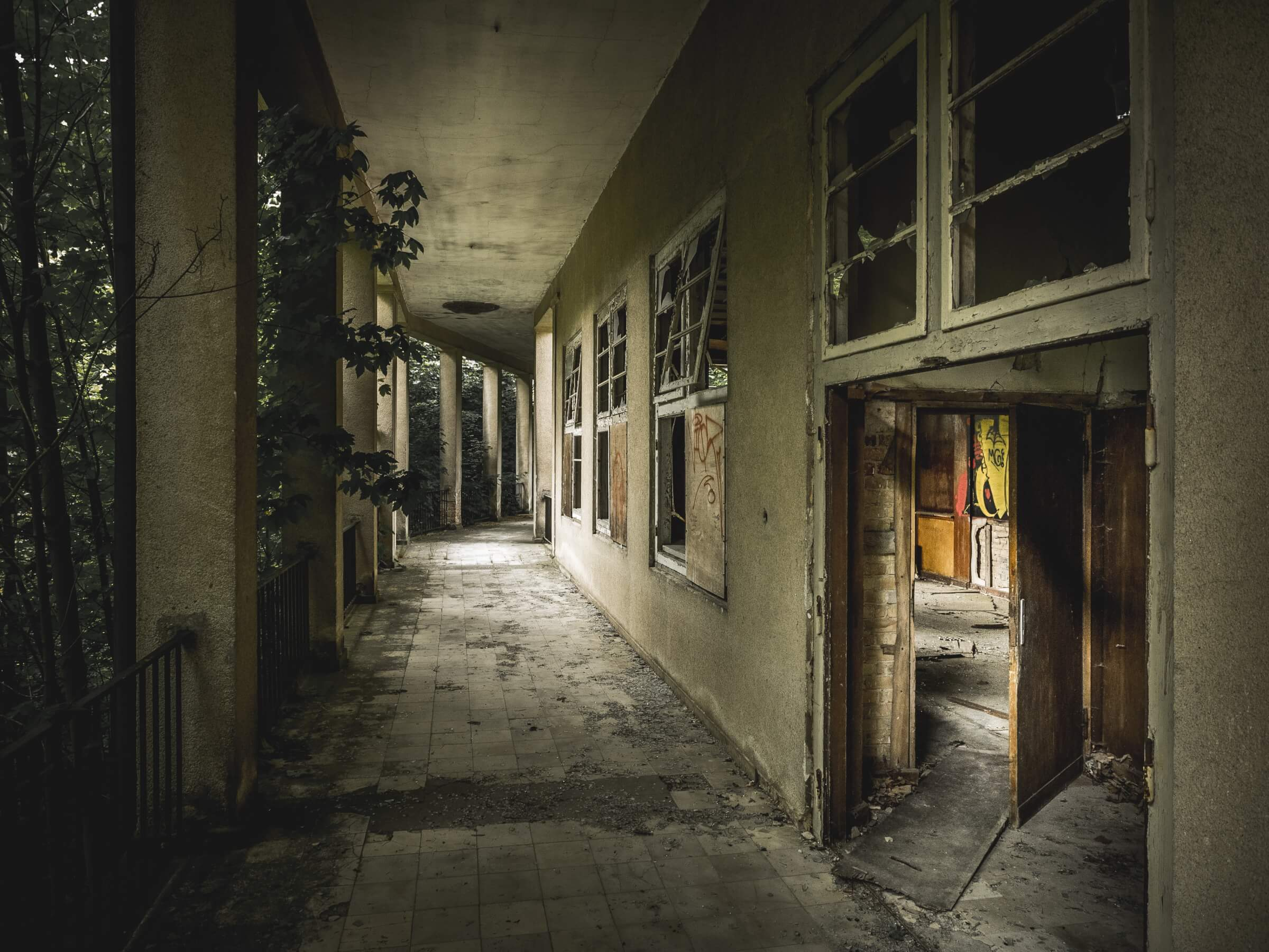 Lost Places Hessen Verlassene Orte Hessen