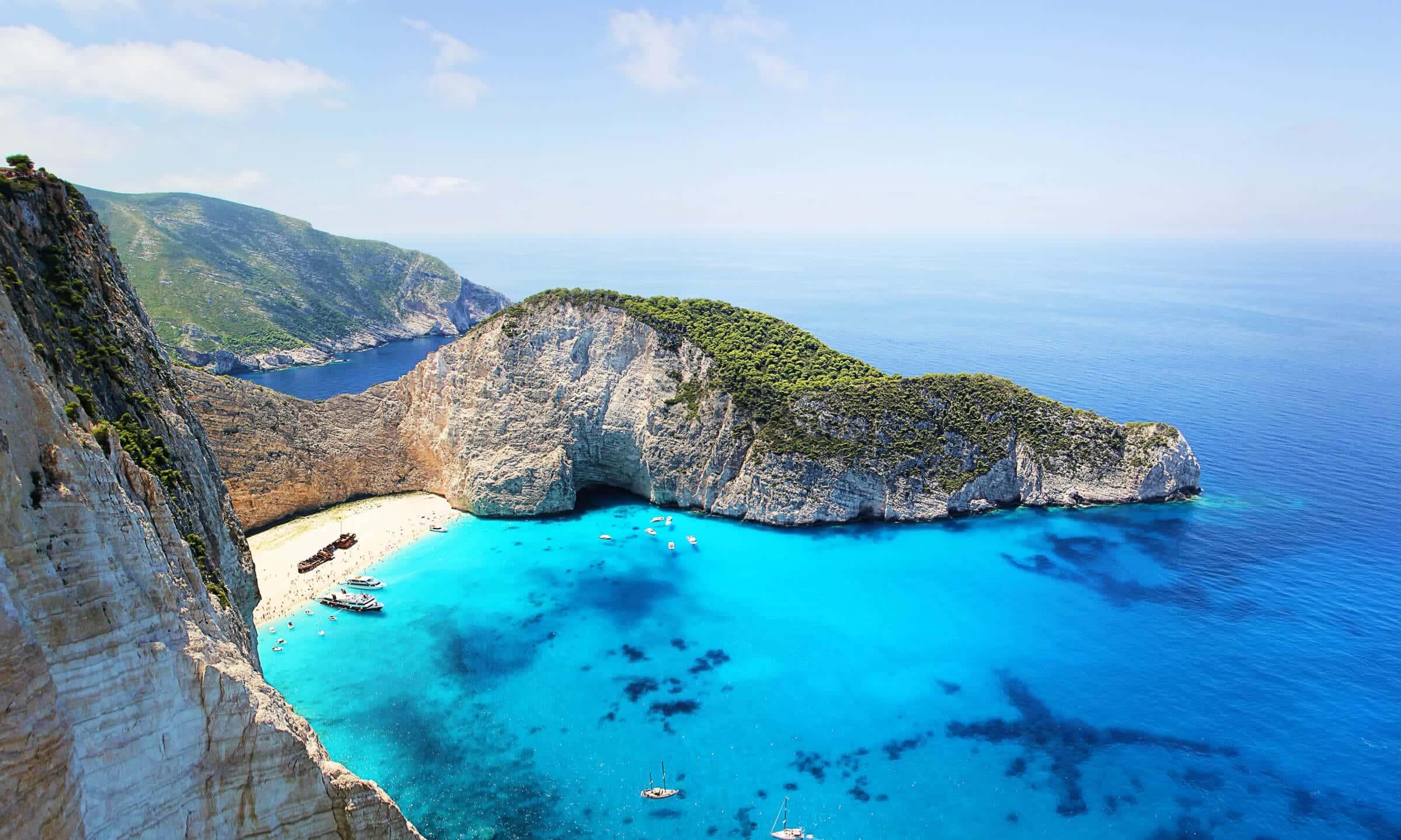 Griechenland Sehenswürdigkeiten wichtige historische griechische Stadt
