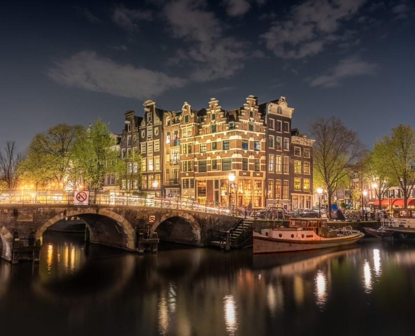 Amsterdam Sehenswürdigkeiten Amsterdam Sightseeing