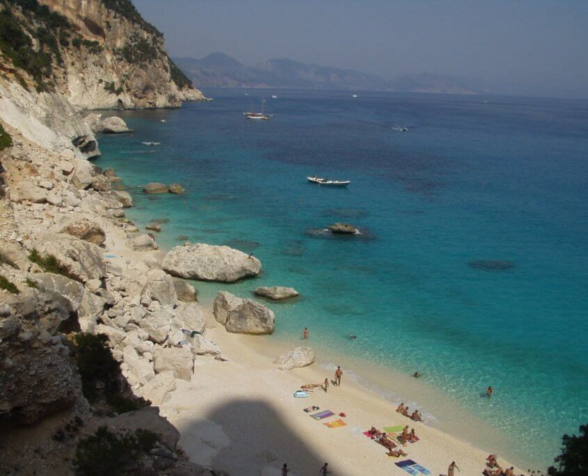 Sardinien Strände Schnorcheln in Sardinien