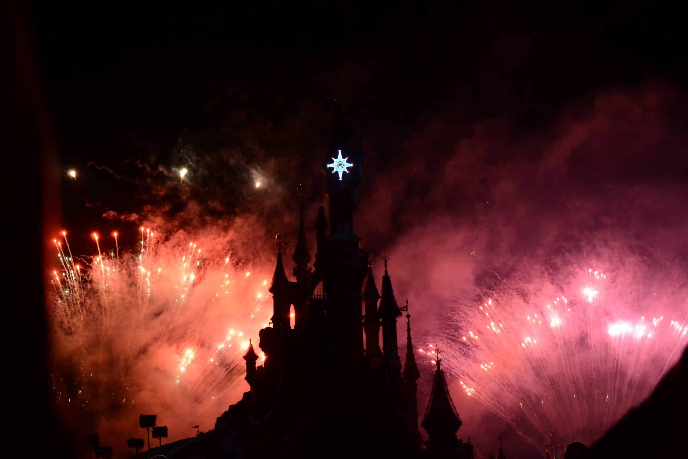 Paris an Silvester Disneyland Paris an Silvester