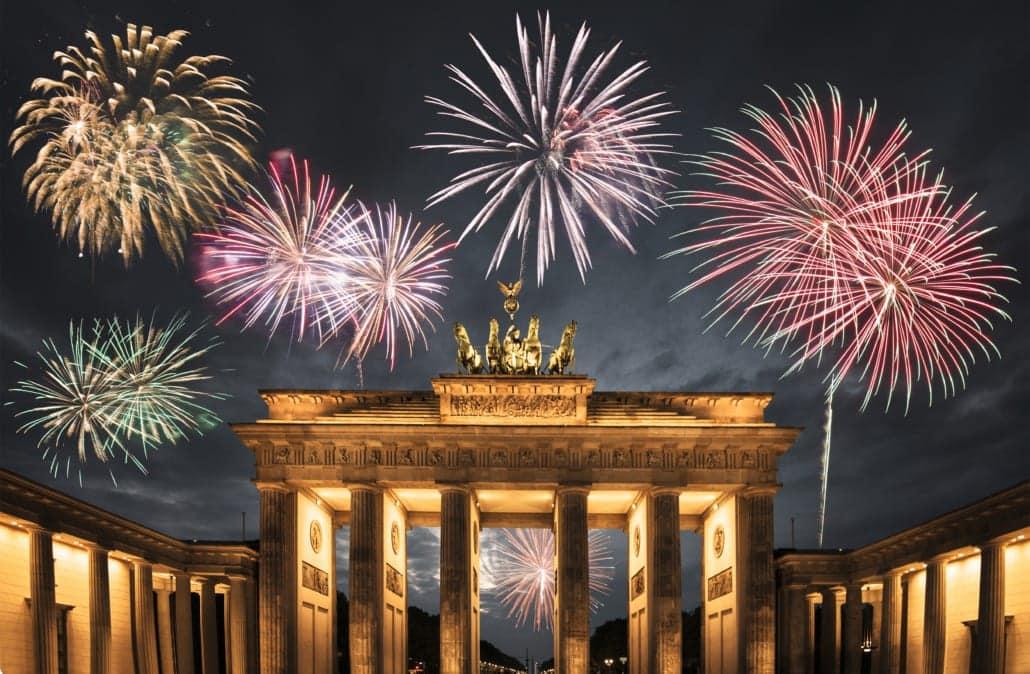Berlin Silvester 2020