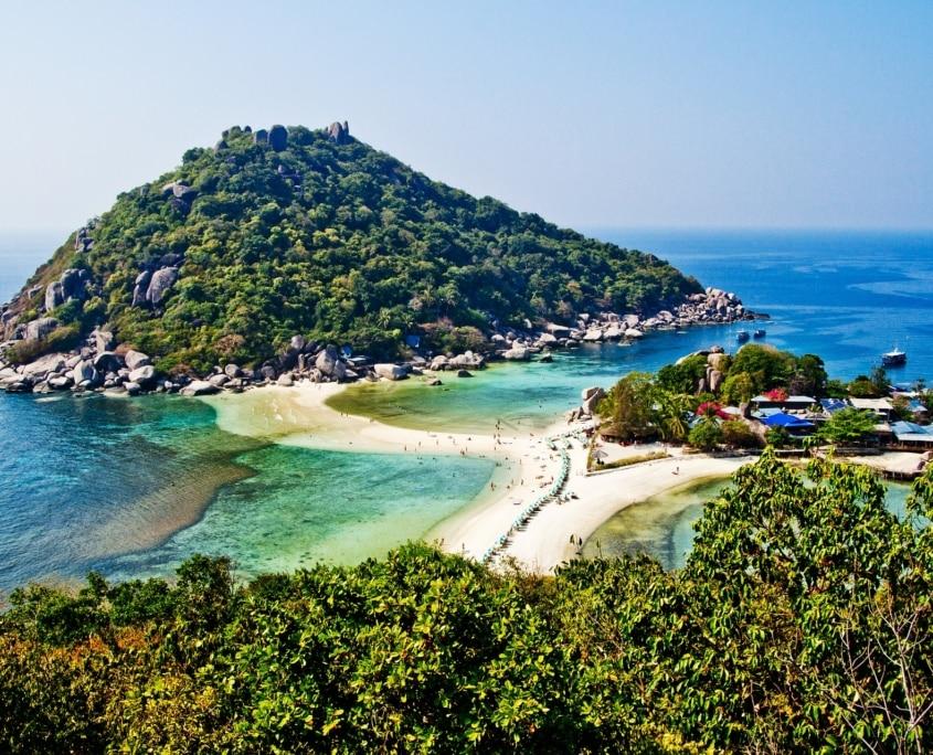 Thailands Inseln Golf von Thailand