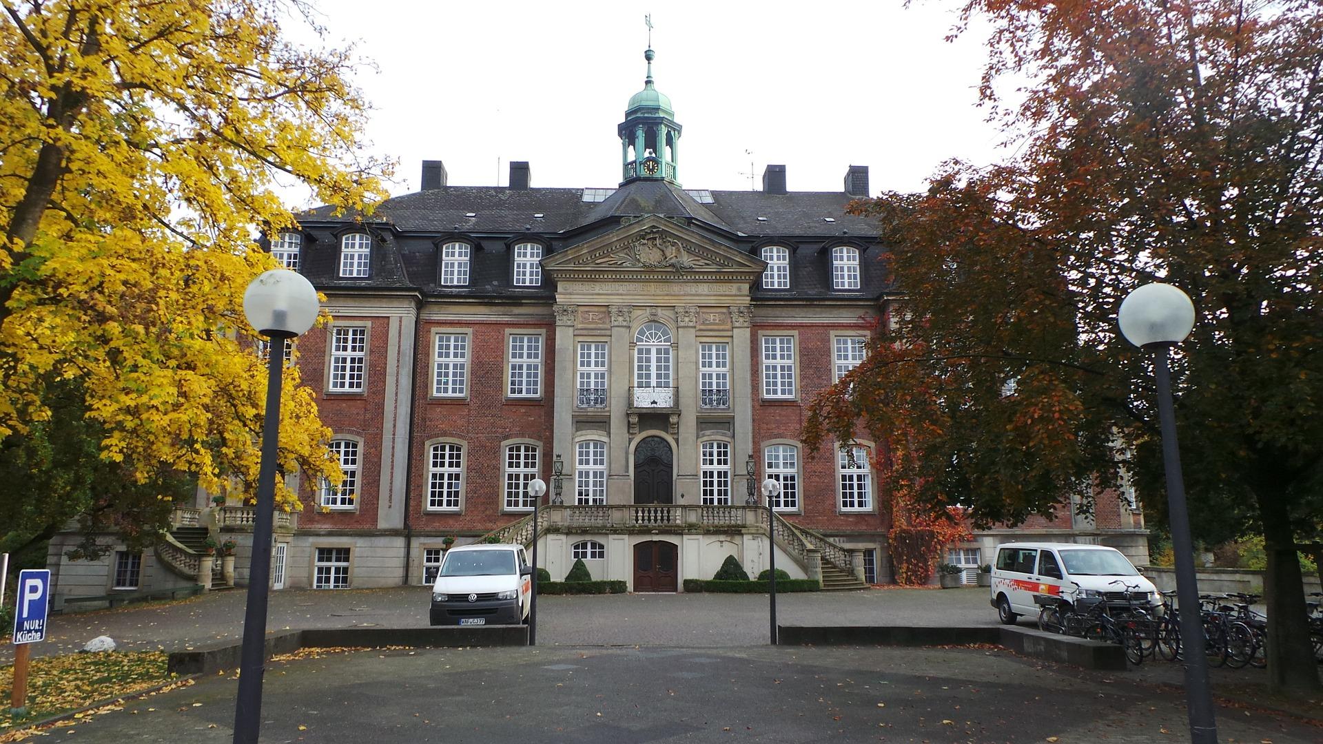 Schlösser NRW Schlösser Düsseldorf Burgen NRW