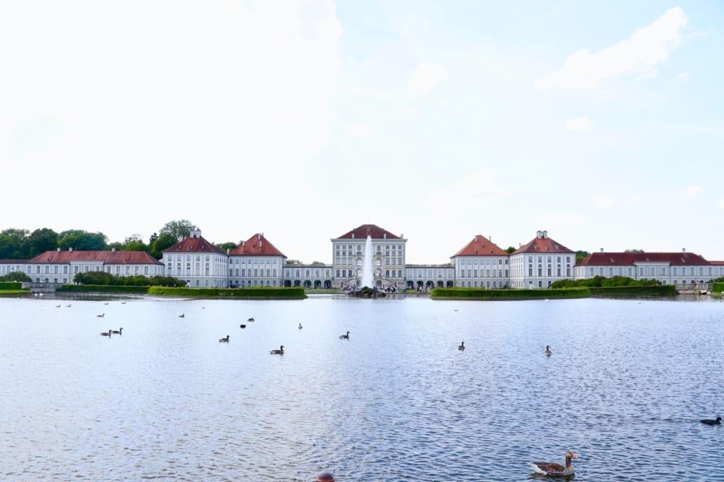 München Schloss Nymphenburg