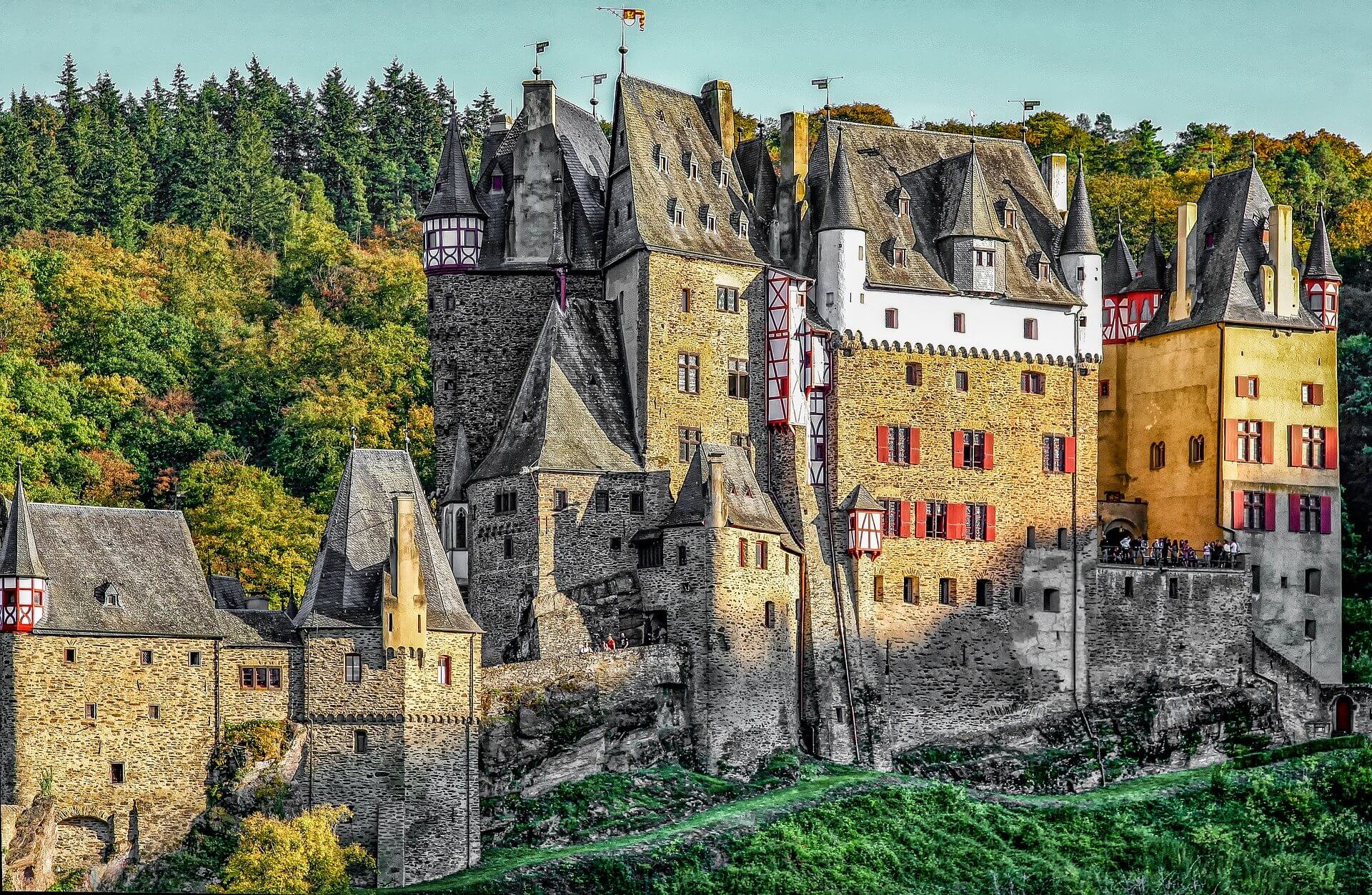 romantische Orte Ausflüge zu zweit romantische Städte in Deutschland schöne Heiratsanträge