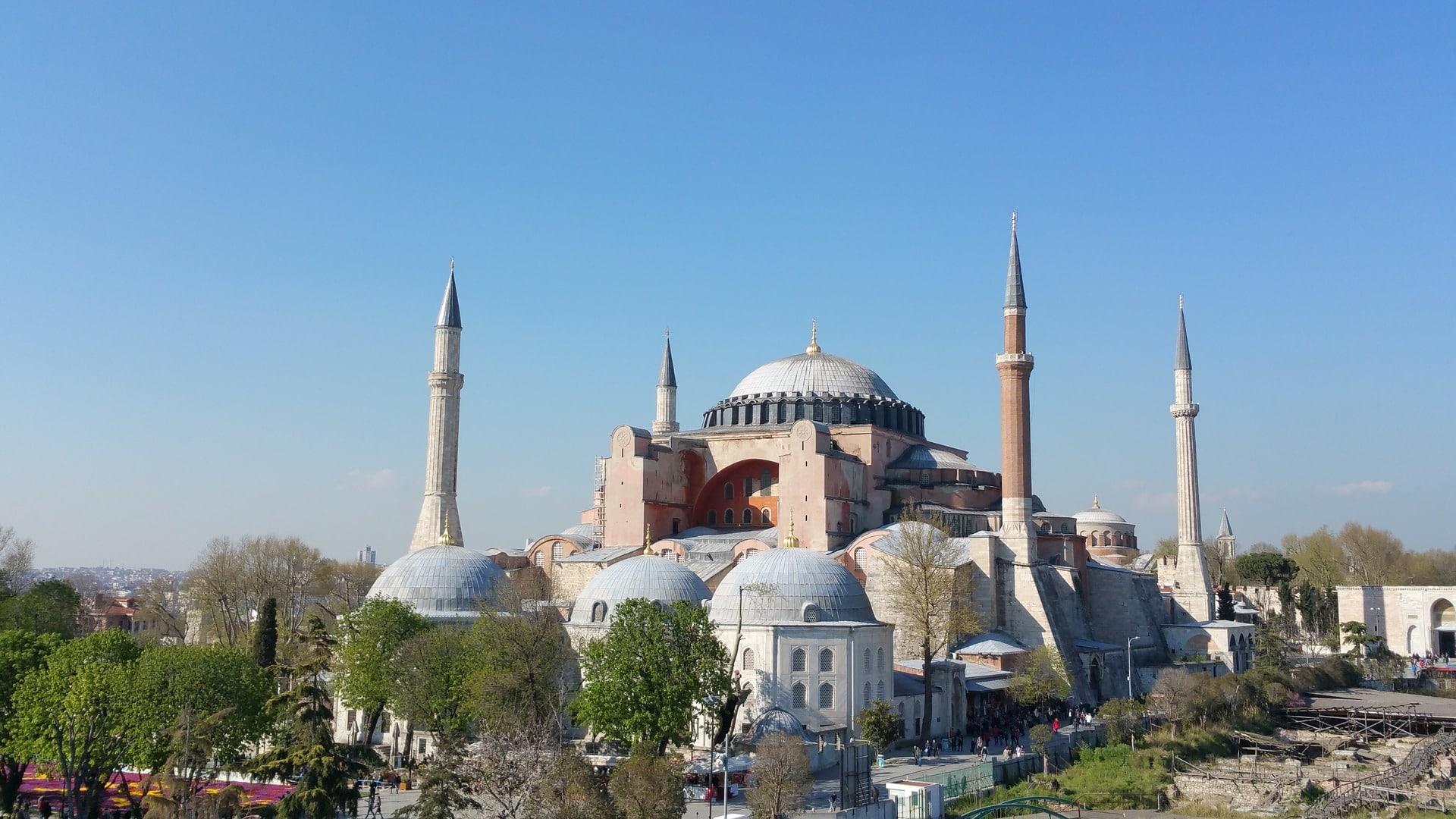 Sehenswürdigkeiten Istanbul: Hagia Sophia