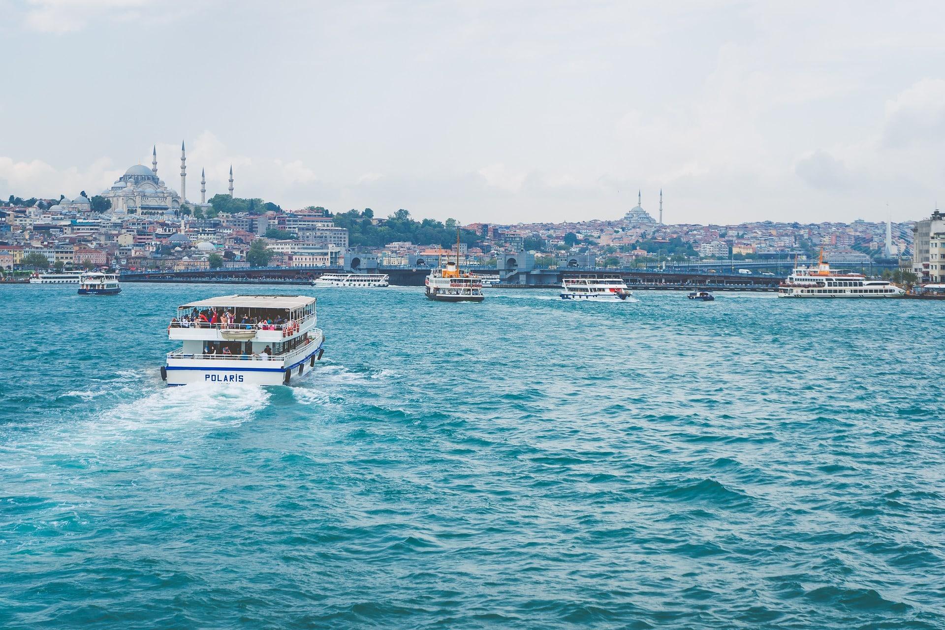 Istanbul Sehenswürdigkeiten: Bosporus