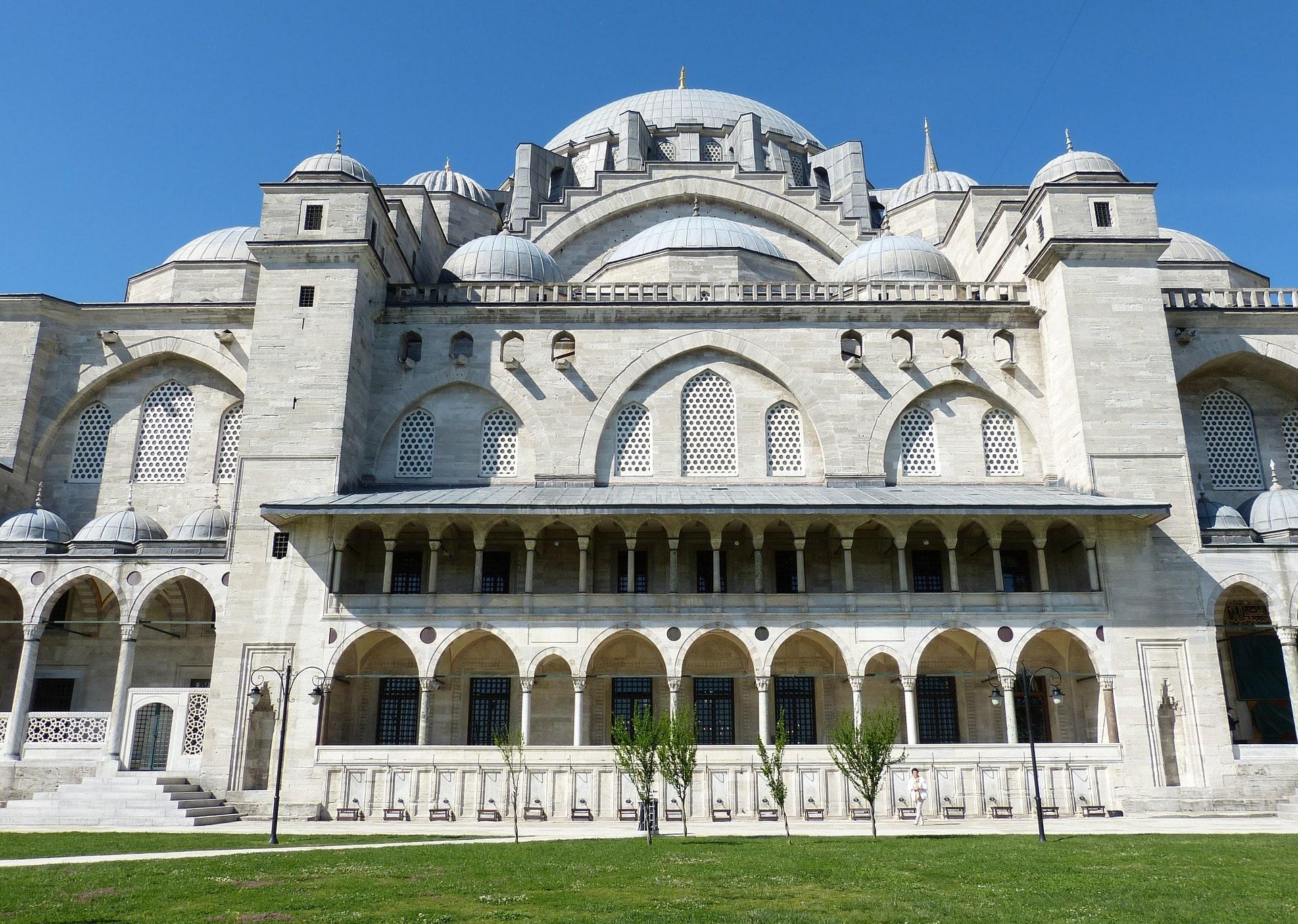Istanbul Sehenswürdigkeiten: Süleyman Moschee
