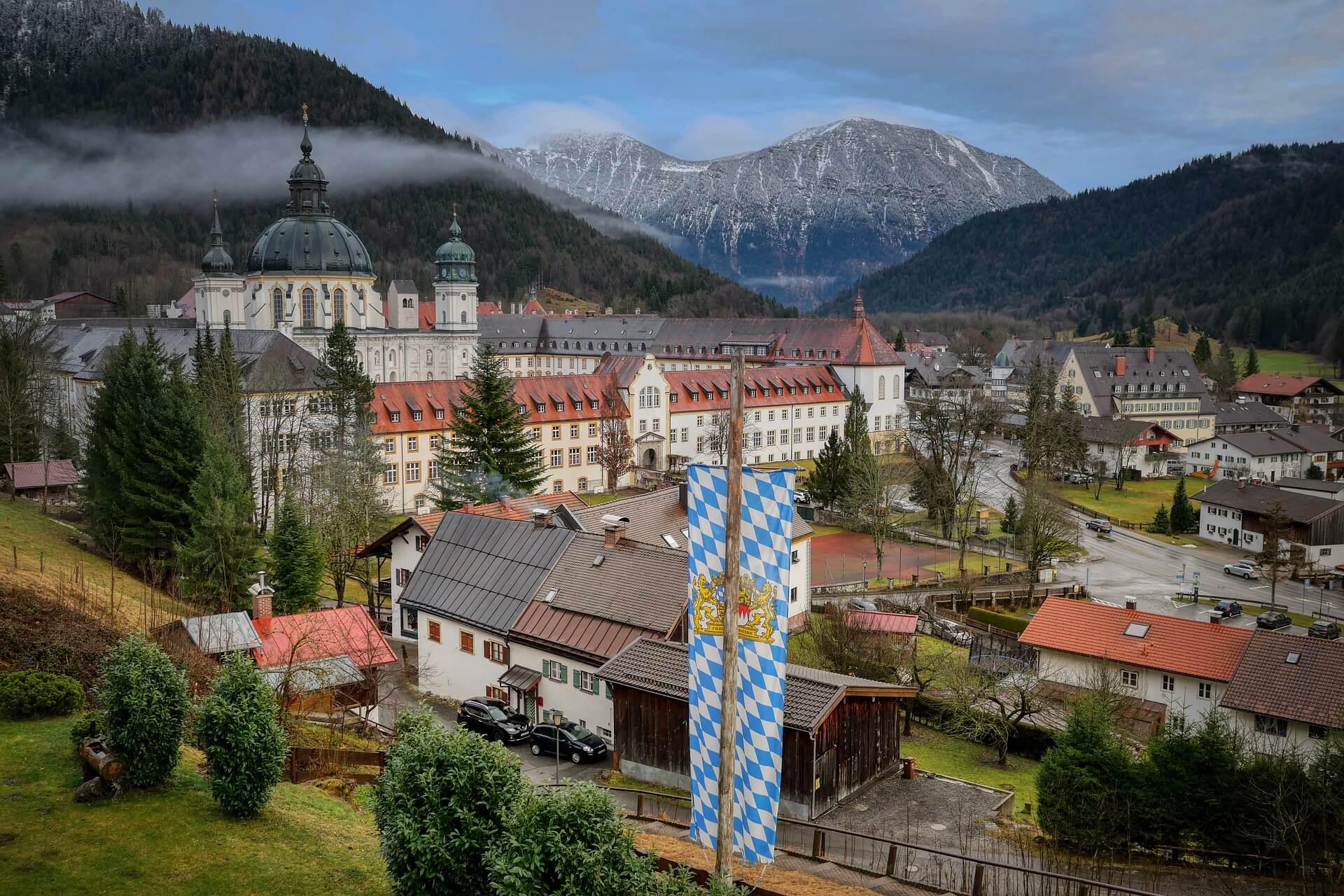 Klöster in Deutschland, Benediktinerklöster