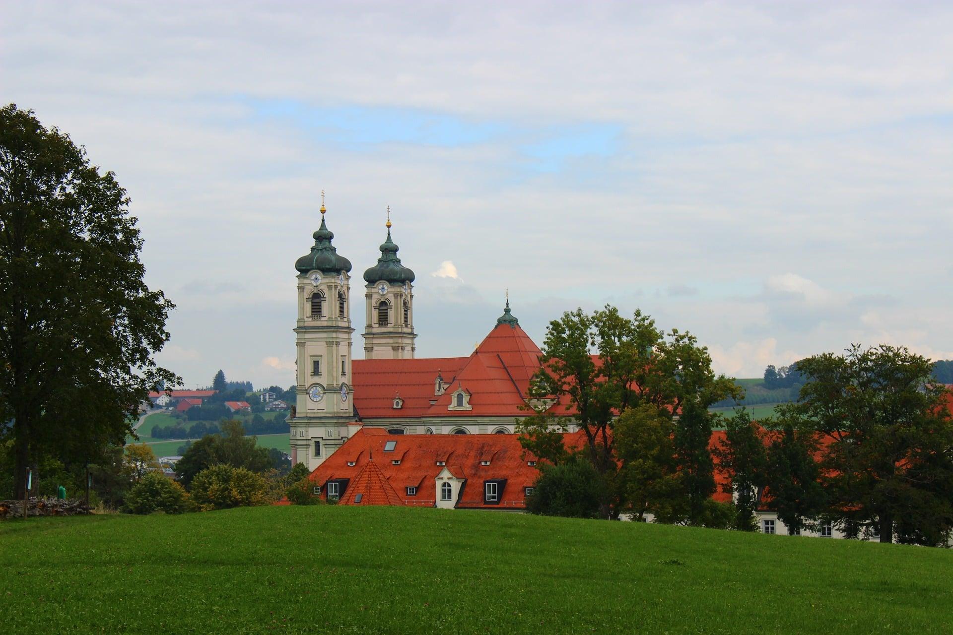 Die 15 schönsten Klöster in Deutschland